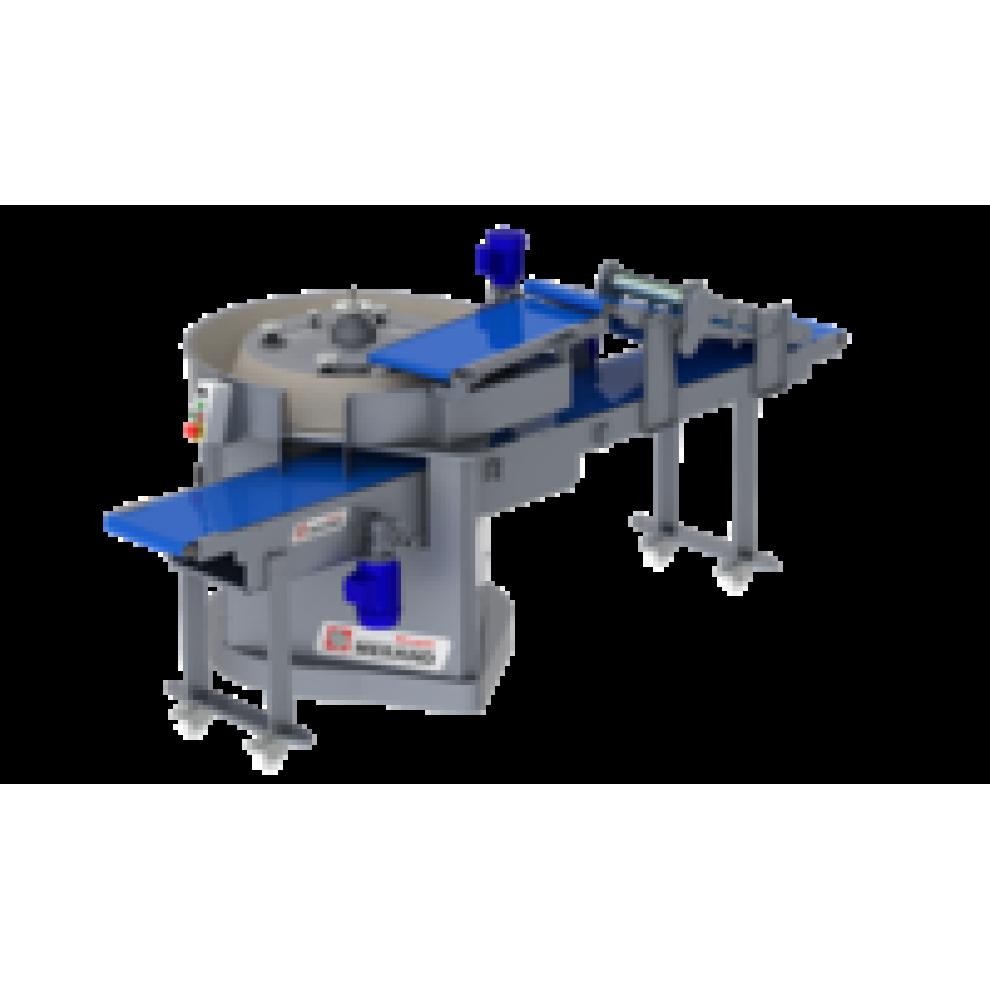 Тестоделитель гравитационный автоматический и модели  ROLLING BINE Merand