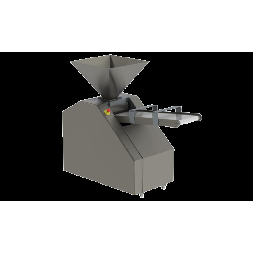 Тестоделитель волюметрический полуавтоматические и автоматические модели Merand