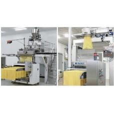 Линия для производства длинных макаронных изделий MAC 200 VRL/V (Италия) 150кг/час