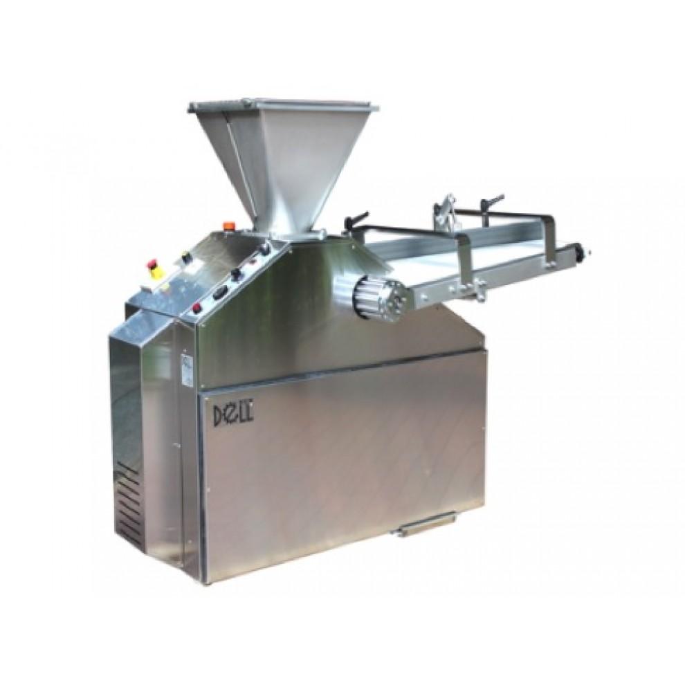 Тестоделитель волюметрический полуавтоматические и автоматические модели SD inox SD60; SD80; SD100; SD110; SD120; SD130; SD140; SD150;
