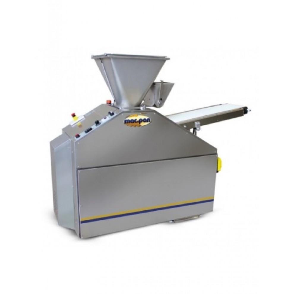 Тестоделитель волюметрический полуавтоматические и автоматические модели SV60; SV60/2; SV80; SV80/2; SD100TL; SD110TL; SD120TL; SD130TL; SD140TL; SD150TL.